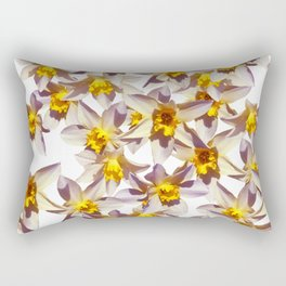 Narcissus Rectangular Pillow