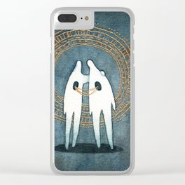 Empathy Clear iPhone Case