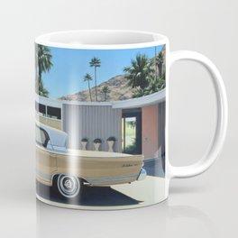 Mercury In Driveway Coffee Mug