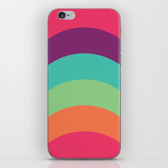 70s Flair iPhone & iPod Skin