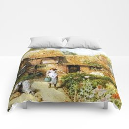 Work At Home Comforters