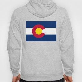 Colorado State Flag Hoody