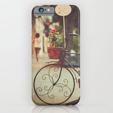 The bike with the flowers Slim Case iPhone 6s
