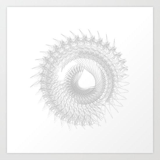 Spiral no.2 Art Print
