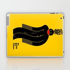 The Burning Flow Monster Laptop & iPad Skin