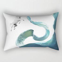 Magic of the Deeps Rectangular Pillow