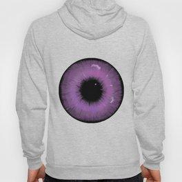 Purple Eye of Glory Hoody