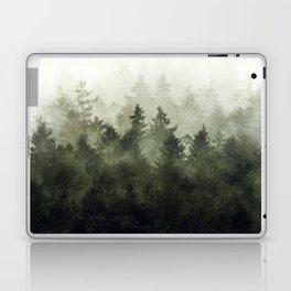 The Heart Of My Heart // Green Mountain Edit Laptop & iPad Skin