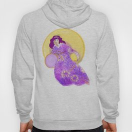 The woman in the moon Hoody