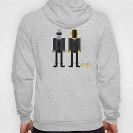 Pixel Daft Punk Hoody