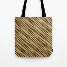 Abstract Gold Tote Bag