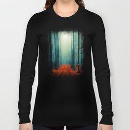 Landscape (colour option) Long Sleeve T-shirt