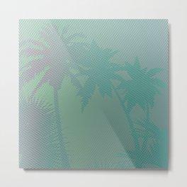 Palm Stories 3 Metal Print