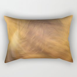 Meandering Lucidity Rectangular Pillow