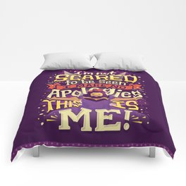 This Is Me Comforters