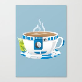 R2-TEA2 Canvas Print