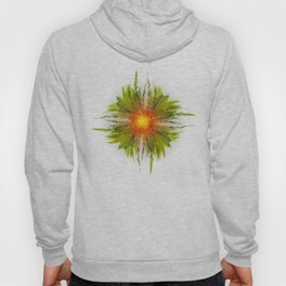 The Fireflower Swirl Hoody