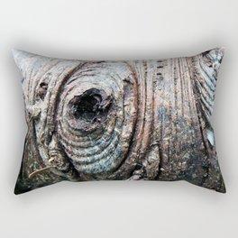 Knotty Rectangular Pillow