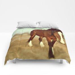 I dream of draft Comforters