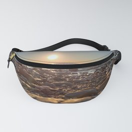 Majestic Beach Sunset Fanny Pack