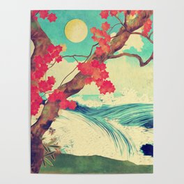 Waking to the Wild and Beautiful Ocean of Dhin Poster