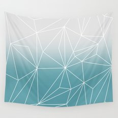 Simplicity 2 Wall Tapestry
