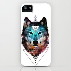 Sacred Wolf iPhone (5, 5s) Slim Case