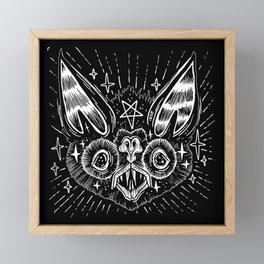 Chiroptera Framed Mini Art Print