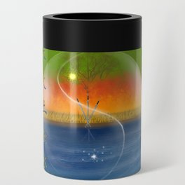 Feng Shui five elements Can Cooler