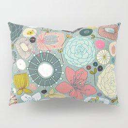 oriental blooms Pillow Sham