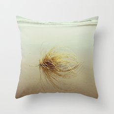 Lonely Day Throw Pillow