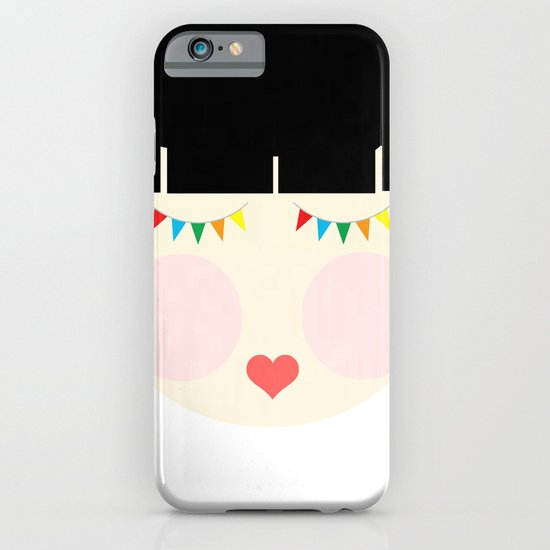 Hey there, Doll Face! iPhone & iPod Case