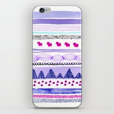 Pattern / Nr. 6 iPhone & iPod Skin