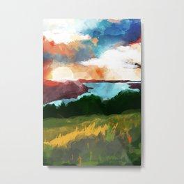 Skaneateles Lake :: Landscape Metal Print