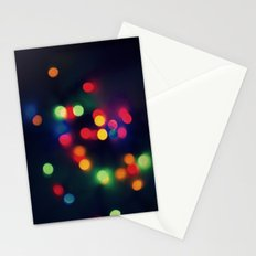 Lights of the Season Stationery Cards