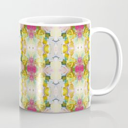 Lots of Feelings Abstract Painting Coffee Mug