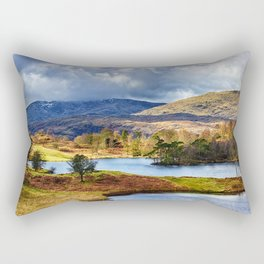 Tarn Hows Rectangular Pillow