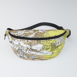 Supplication - 1 Fanny Pack