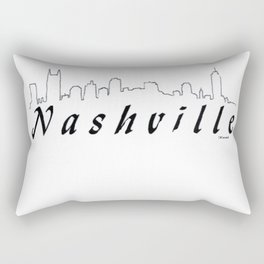 Nashville Rectangular Pillow