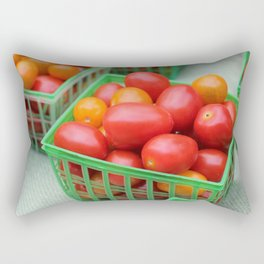 Tomatos  Rectangular Pillow