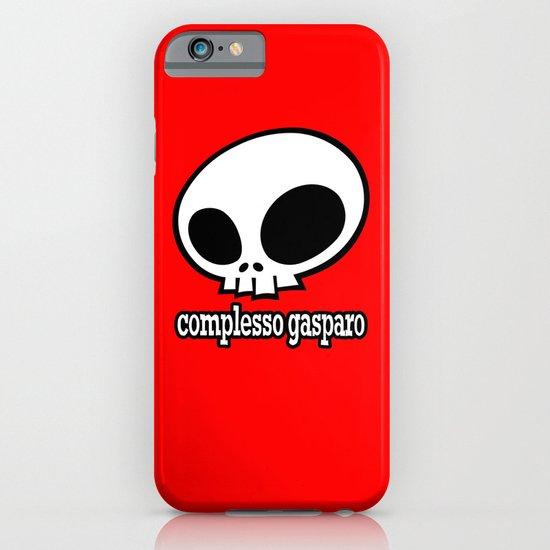 complesso gasparo iPhone & iPod Case