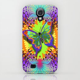 Butterfly summer iPhone Case