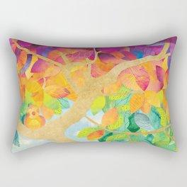 Shanti Sparrow: Gloria and Dot Rectangular Pillow