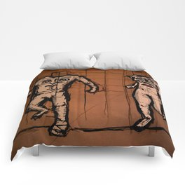 the blemmyes' dilemma Comforters