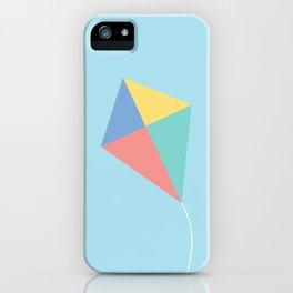 #73 Kite iPhone Case