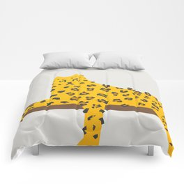 Leopard Lazy Comforters