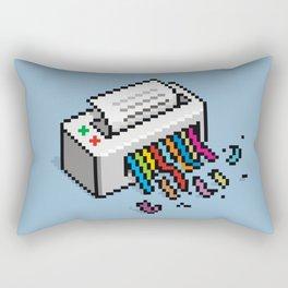 Input Output Rectangular Pillow
