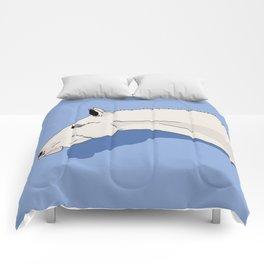 Blue Eyes Comforters