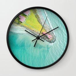 Green Island Wall Clock