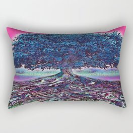 Really Rooted 2 Rectangular Pillow